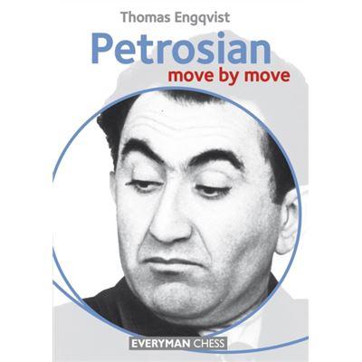Petrosian: Move By Move (Paperback)