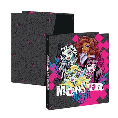Classeur Monster High souple