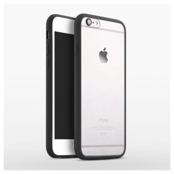 coque noir transparente iphone 6