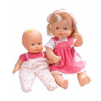 Nenuco et sa petite soeur 42 et 35cm