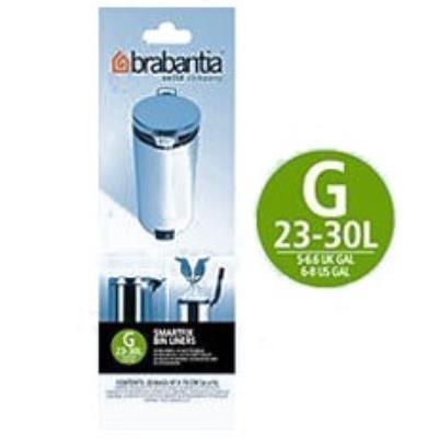 Brabantia - 246265 - Rouleau de Sacs Poubelle - 30 L