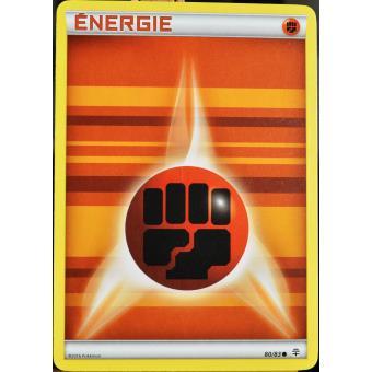 Carte Pokemon 80 83 Energie Combat Jeu De Cartes Achat Prix Fnac