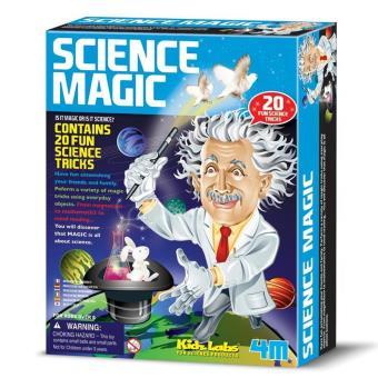 Coffret Jeu Science Magique 20 Tours De Magie Pour Enfants 8 Ans Coffret De Magie Achat Prix Fnac