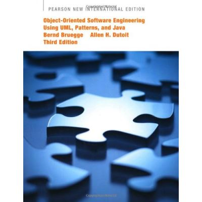 Object-Oriented Software Engineering Using UML, Patterns, and Java: Pearson New International Edition - [Livre en VO]