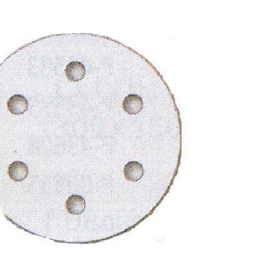 Makita - disque abrasif spécial peinture 150 mm et 6 trous d'aspiration - grain : 120