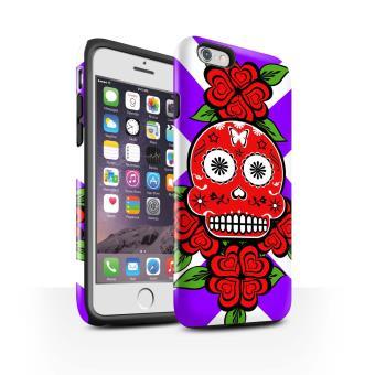 coque iphone 6 rose rouge