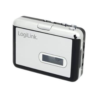 LogiLink Cassette-Player with USB Connector - cassettespeler