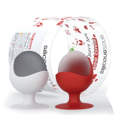 Silicone zone - coquetiers eggchair, you and me