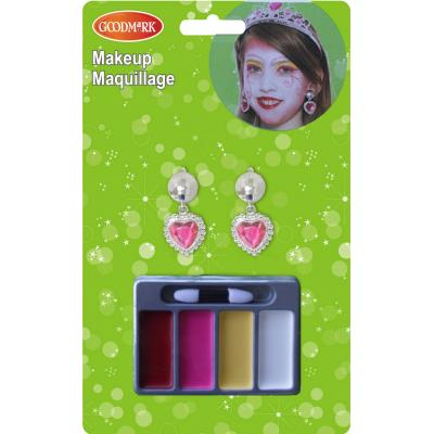 Set maquillage princesse taille unique