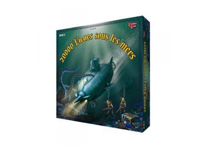 UNIVERSITY GAMES - Jules verne 20000 lieues sous les mers