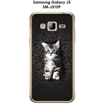 coque samsung galaxy j3 chaton