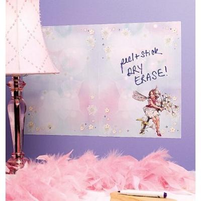 wandaufkleber wallies flower fairies