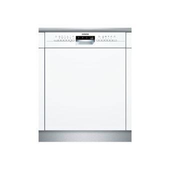 siemens iq300 sn536w03me lave vaisselle int grable blanc achat prix fnac. Black Bedroom Furniture Sets. Home Design Ideas