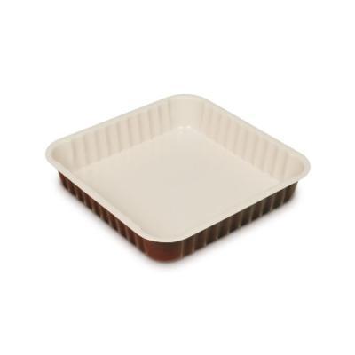 guardini 4223000745 le chocoforme plaque de cuisson carrée 24 x 24 cm