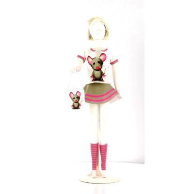 Vêtement pour poupée Tiny Mouse