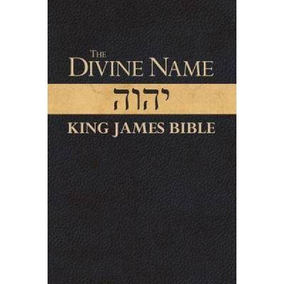 Divine Name-KJV - [Version Originale]
