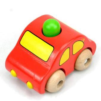 v hicule voiture avec klaxon jouet d 39 veil en bois pour b b et enfant 2 ans autres achat. Black Bedroom Furniture Sets. Home Design Ideas