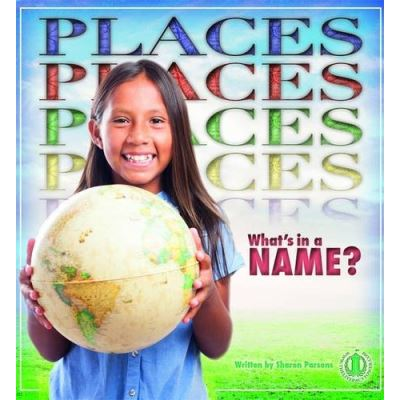 Places: What's in a Name? (The Literacy Tower) - [Livre en VO]