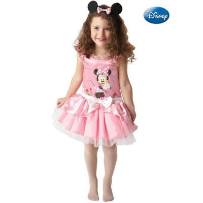Déguisement Minnie Rose (Disney) (Taille 1 à 2 ans)