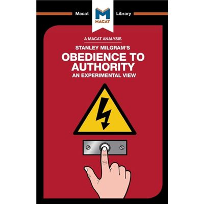 Obedience To Authority
