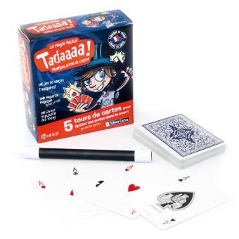 Tadaaaa ! La magie facile France Cartes