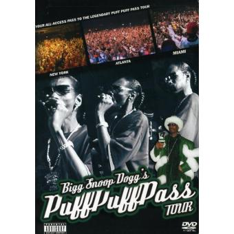 Snoop Dogg - Puff Puff Pass Tour  - DVD Zona 2