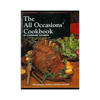 All Occasions Cookbook