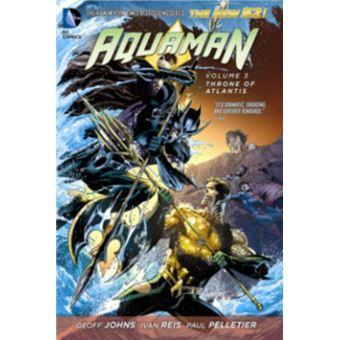 Aquaman - Book 3: Throne of Atlantis