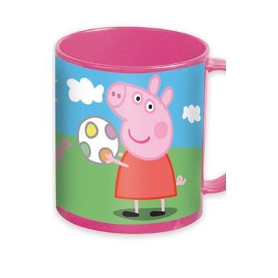 Peppa Pig - Mug plastique Peppa