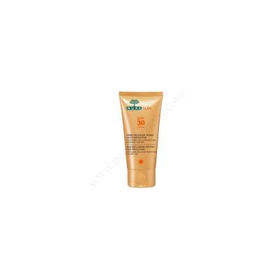 NUXE SUN Crème Délicieuse Visage Haute Protection SPF30 (50 ml)