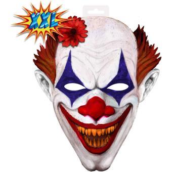 Masque clown terrifiant xxl halloween masques achat - Dessiner un clown ...