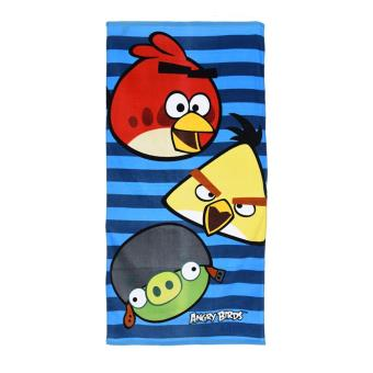 Serviette De Bain Angry Birds.Angry Birds Serviette De Bain Ou Drap De Plage Drap De