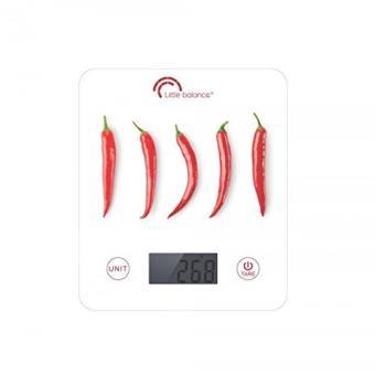 Little Balance Kitchen Scale Pepper 8116