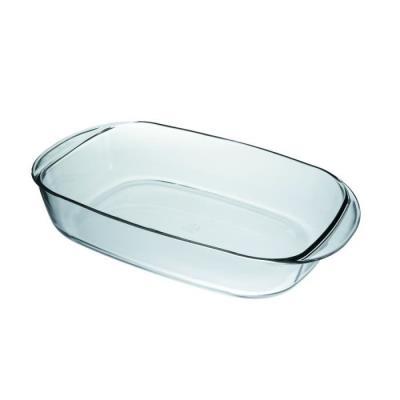 Lot 3 plats ovales ovenchef 36 39 41 cm transparent 589085