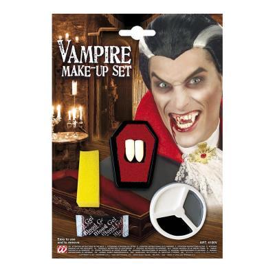 Set maquillage vampire adulte Halloween taille unique