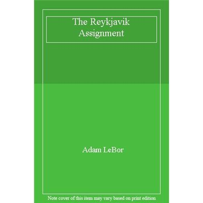 The Reykjavik Assignment (Yael Azoulay) - [Livre en VO]