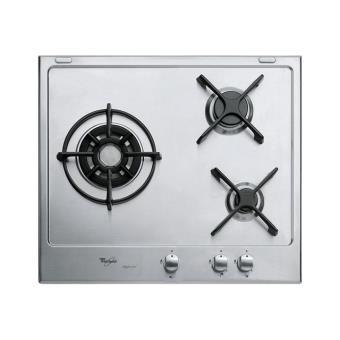 whirlpool ixelium akt 615 ixl table de cuisson au gaz 60. Black Bedroom Furniture Sets. Home Design Ideas