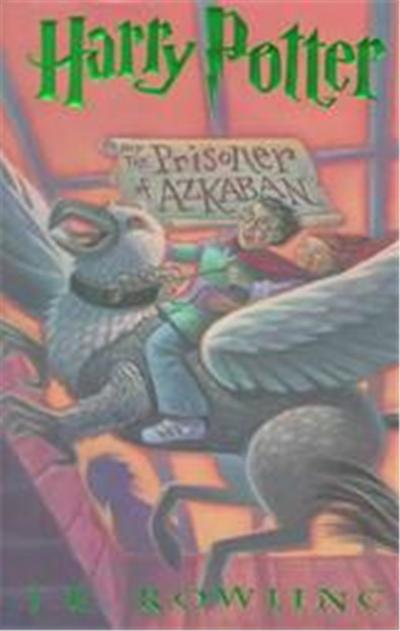 Harry Potter and the Prisoner of Azkaban, Thorndike Press Large Print Young Adult Series