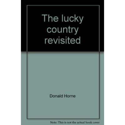 The Lucky Country Revisited