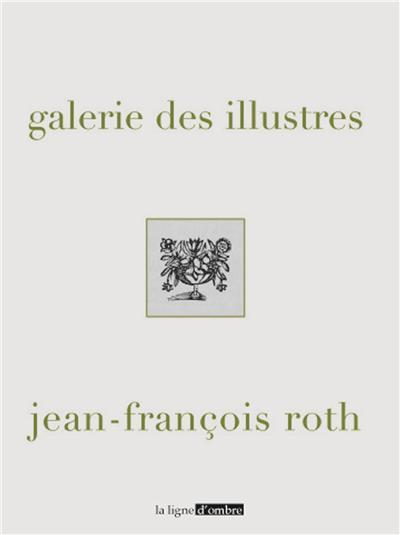 Galerie des illustres