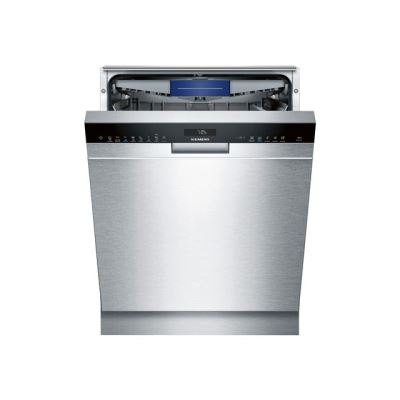 Siemens iQ500 SN458S02ME lave-vaisselle - intégrable - inox