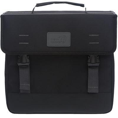 Sacoche unique NEW LOOXS Origin Single - Noir - 17 litres.