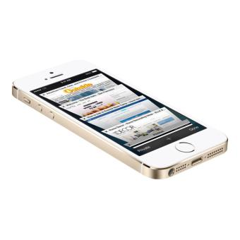 apple iphone 5s or 4g lte 32 go gsm smartphone smartphone achat prix fnac. Black Bedroom Furniture Sets. Home Design Ideas