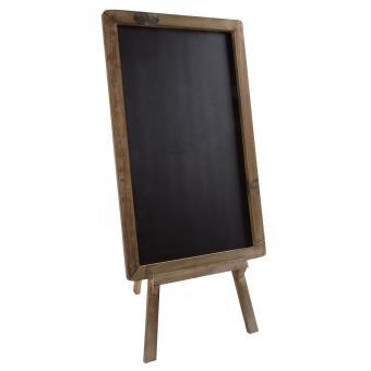 Tableau noir sur tr pied achat prix fnac for Ecrire sur un tableau noir