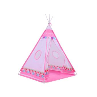 tipi teepee tente de jeu pour enfants tente tipi d. Black Bedroom Furniture Sets. Home Design Ideas