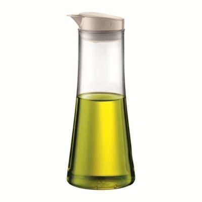 Bodum Huilier Ou Vinaigrier Bistro Couvercle Blanc 0,5L