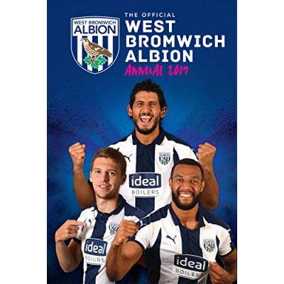The Official West Bromwich Albion Annual 2019 - [Livre en VO]