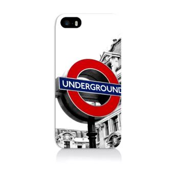 Coque iPhone 5C Londres Underground