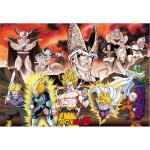 Poster Dragon Ball Z - Groupe Arc Cell 98x68cm