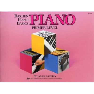 Bastien Piano Basics, Primer Level, Wp200